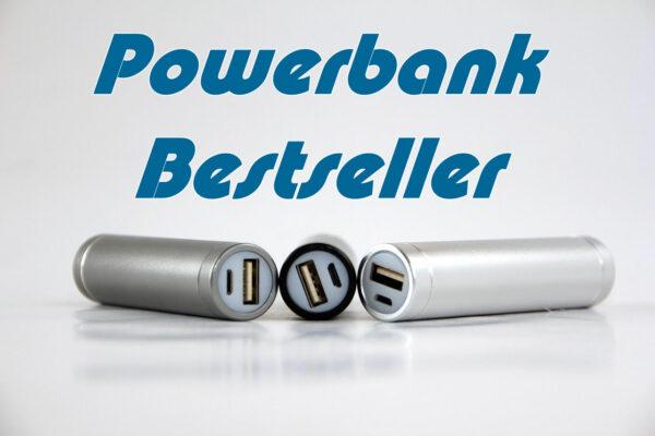 Powerbank Bestseller Grafik