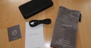 Wireless Powerbank RAVPower 10000mAh RP-PB081 Lieferumfang