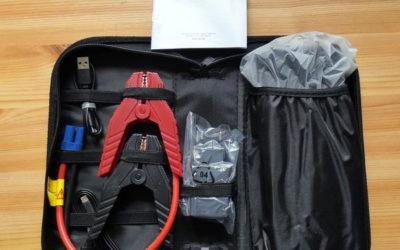 RAVPower RP-PB063 Powerbank für Auto-Starthilfe in praktischer Verpackung