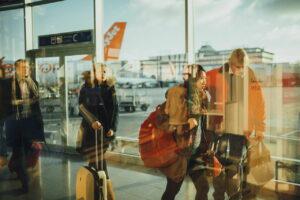 Powerbank im Flugzeug