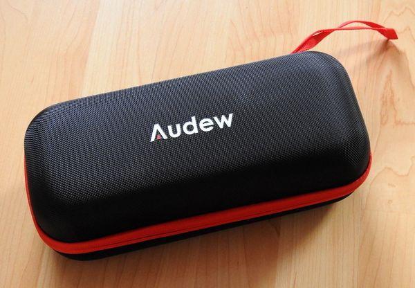 Audew Auto Starthilfe Powerbank 1500A 20000mAh in schickr Box verpackt